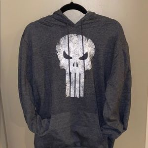 Punisher pullover hoodie